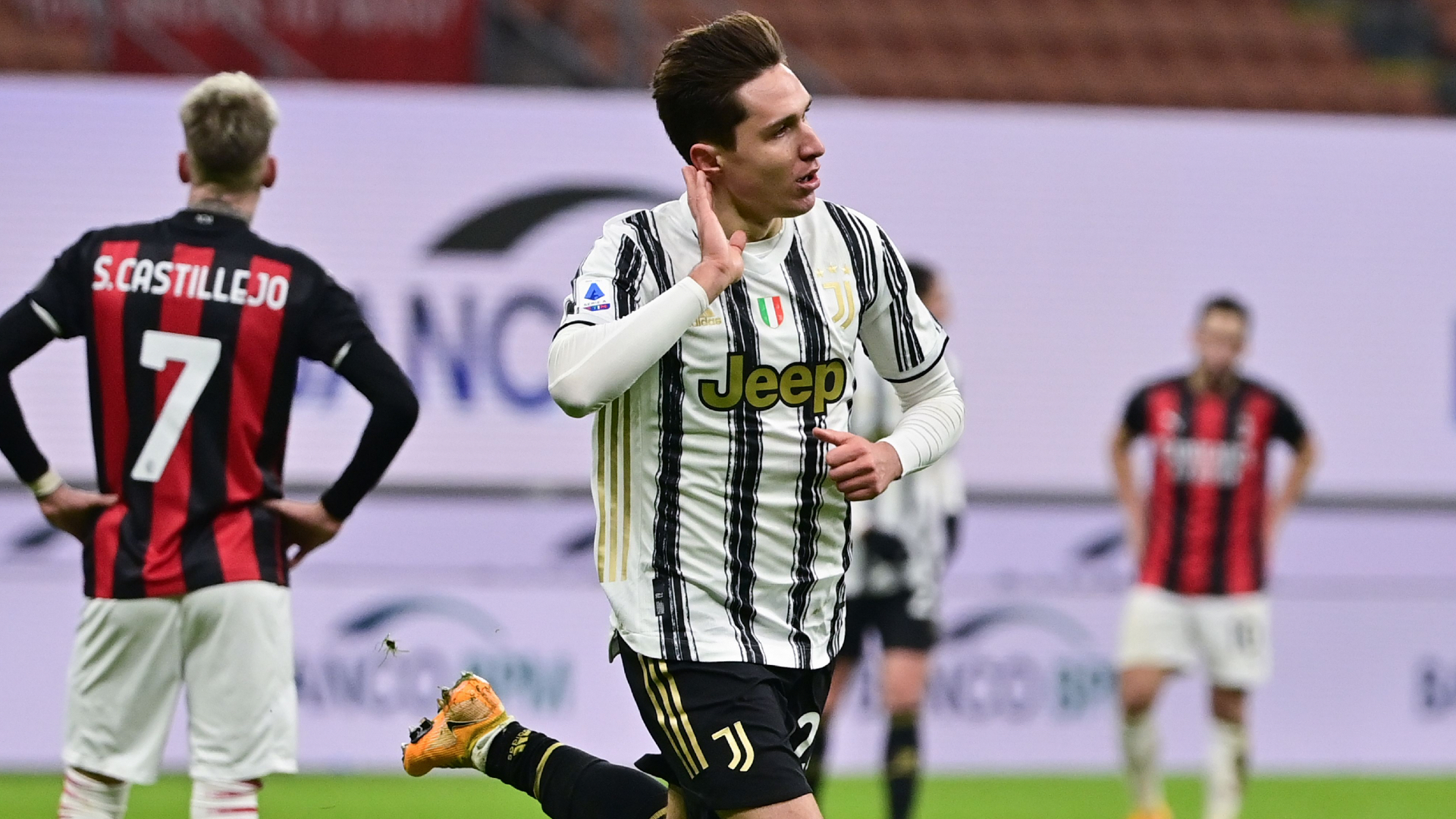 Milan-Juventus 1-3: Chiesa fa ammattire il Diavolo, primo ko in Serie A per  i rossoneri | Goal.com