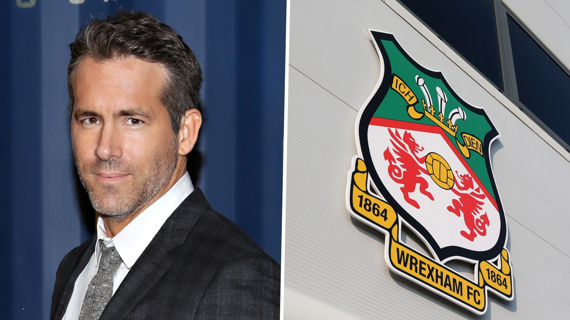 Hollywood stars Reynolds and McElhenney complete Wrexham takeover