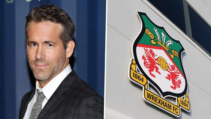 Ryan Reynolds Wrexham