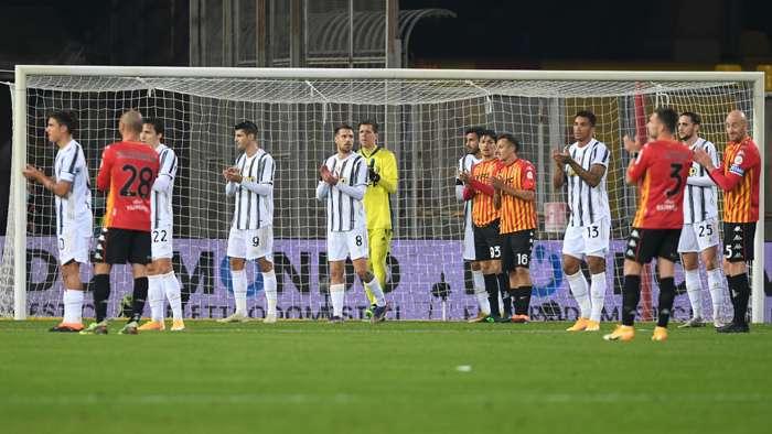 Juventus Benevento 2020-21