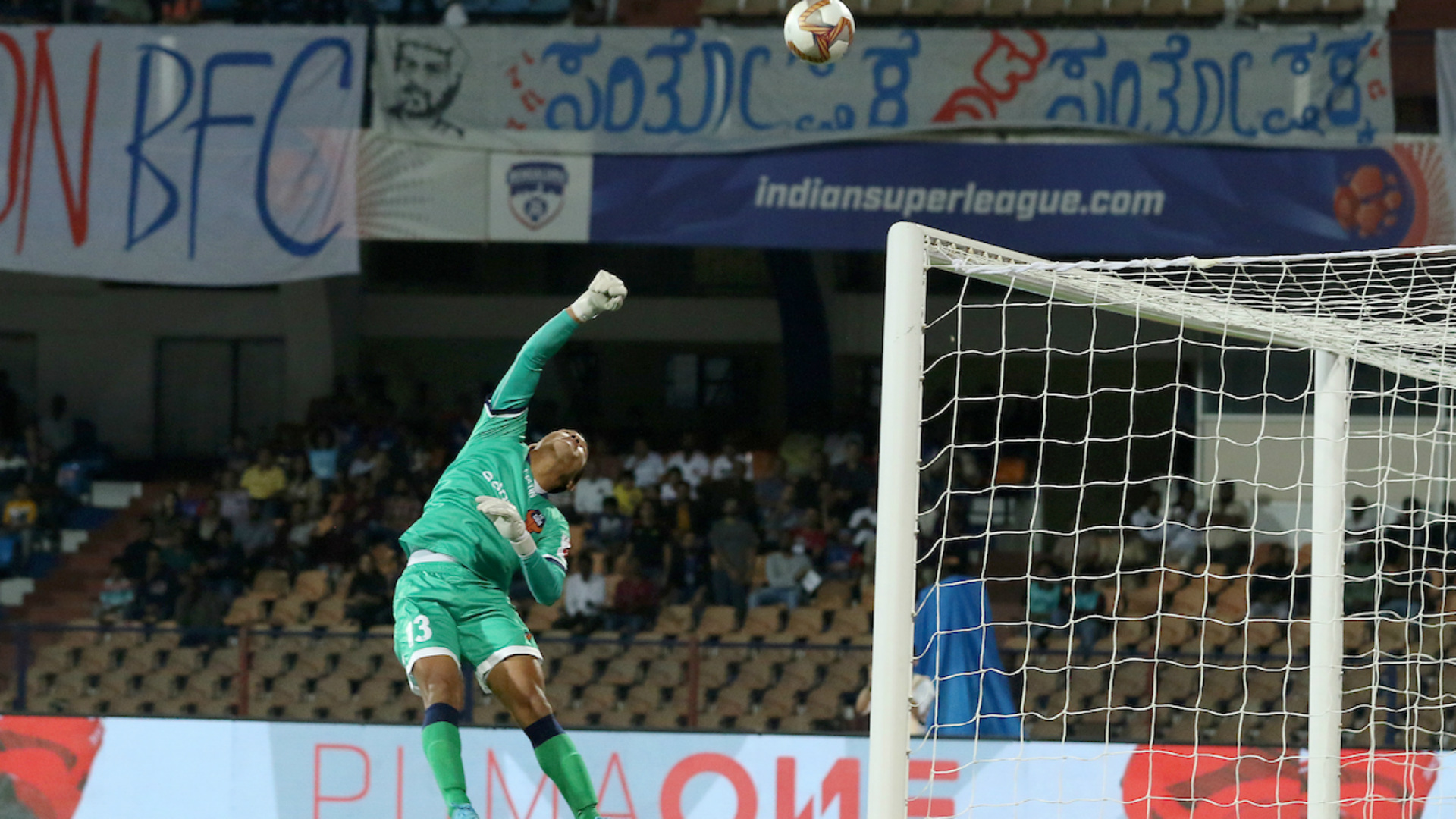 Mohammad Nawaz Bengaluru FC FC Goa ISL 6