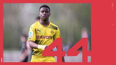 NxGn 2020 - Youssoufa Moukoko 44