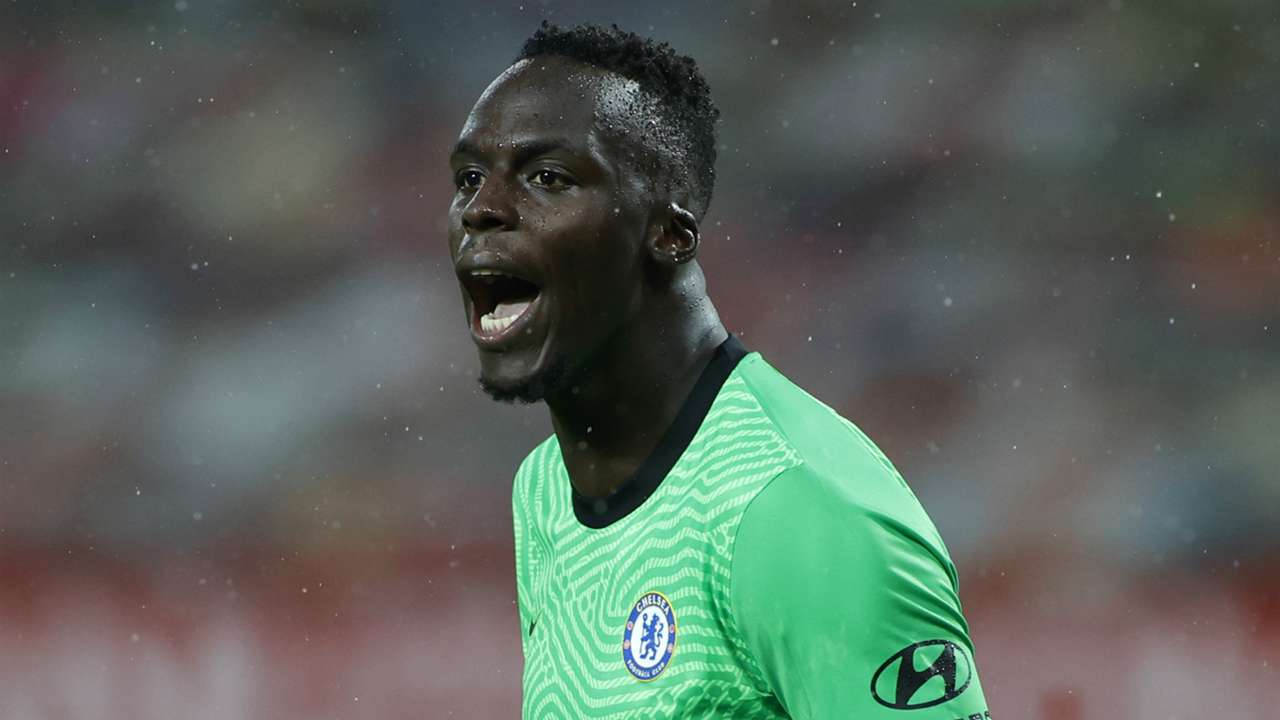 Edouard Mendy Chelsea 2020-21