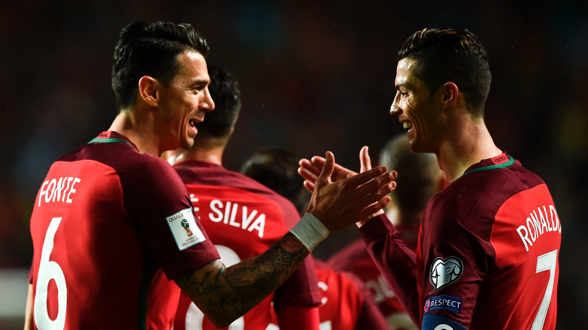 'He just answers ha ha ha' - Fonte claims he asks Ronaldo to sign for Lille 'every day' as Messi moves to PSG