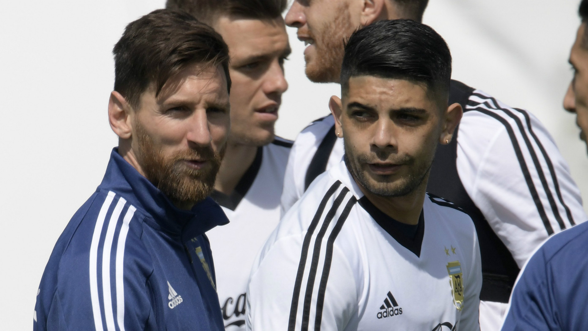'He's never changed' - Banega insists Messi is the same as he was as a child