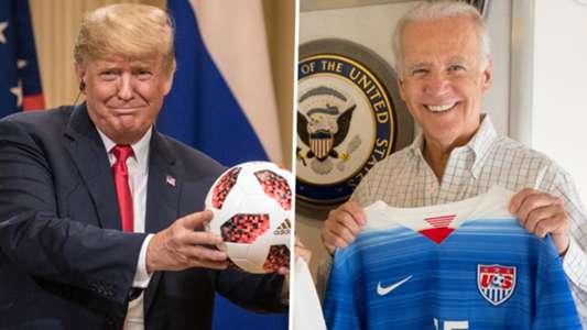Donald Trump vs Joe Biden: Where do U.S. presidential race 2020 candidates stand on soccer issues? | Goal.com
