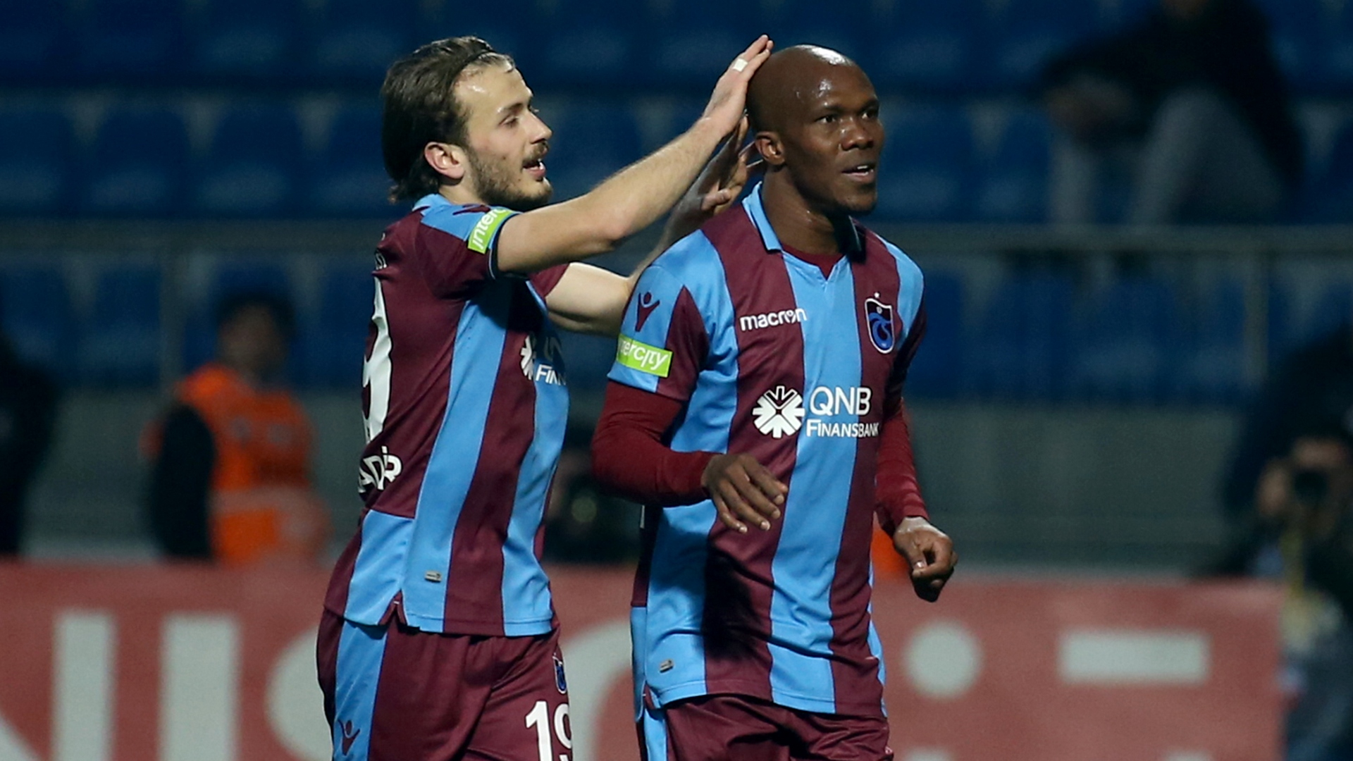Nwakaeme: Trabzonspor and Super Eagles forward responds to Fenerbahce link