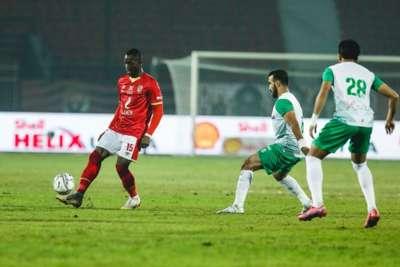 Aliou Dieng - Al Ahly vs Ittihad EPL 2020 /2021