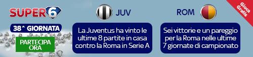 Super6 - 38 - JuventusRoma