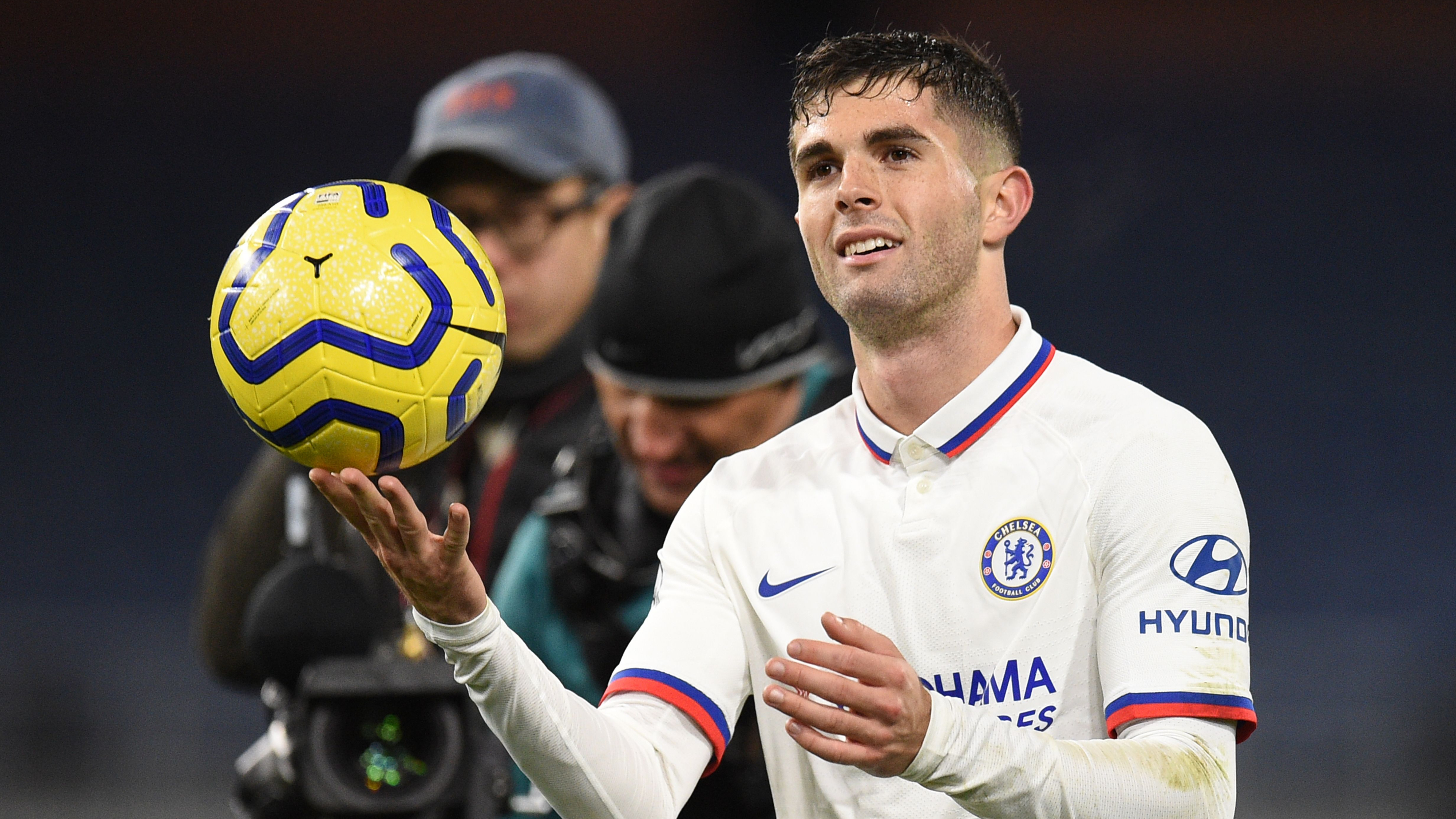 Pulisic: I never expected to come in and score 10 goals in my first game for Chelsea