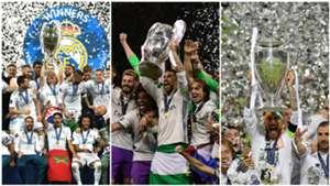 GFX Info Real Madrid 1000 days as European champion