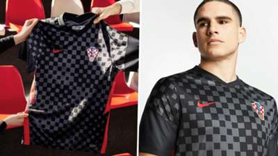 Croatia Euro 2020 away kit