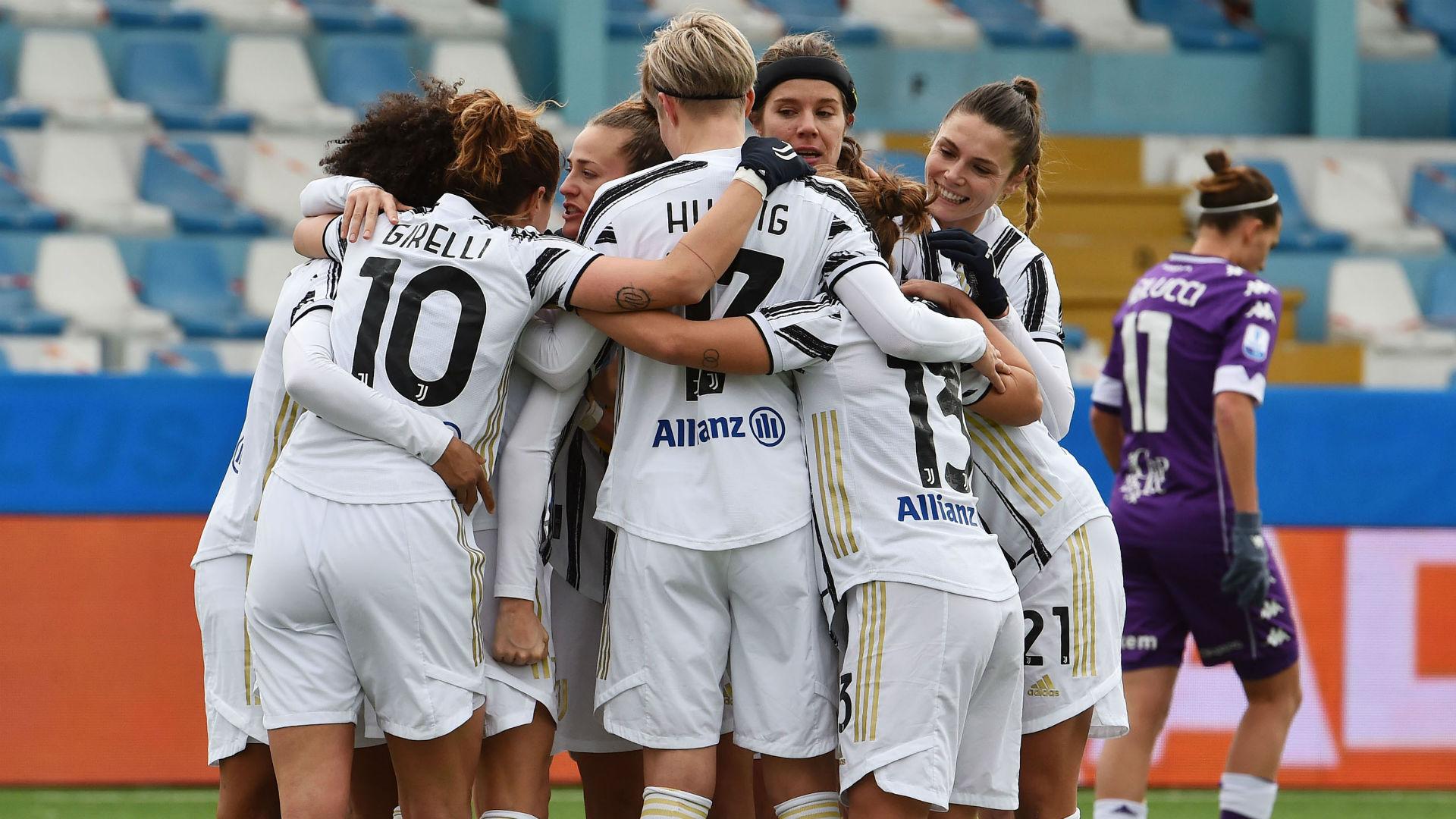 ACF FEMMINILE, Alle 12:30 Supercoppa con la Juve