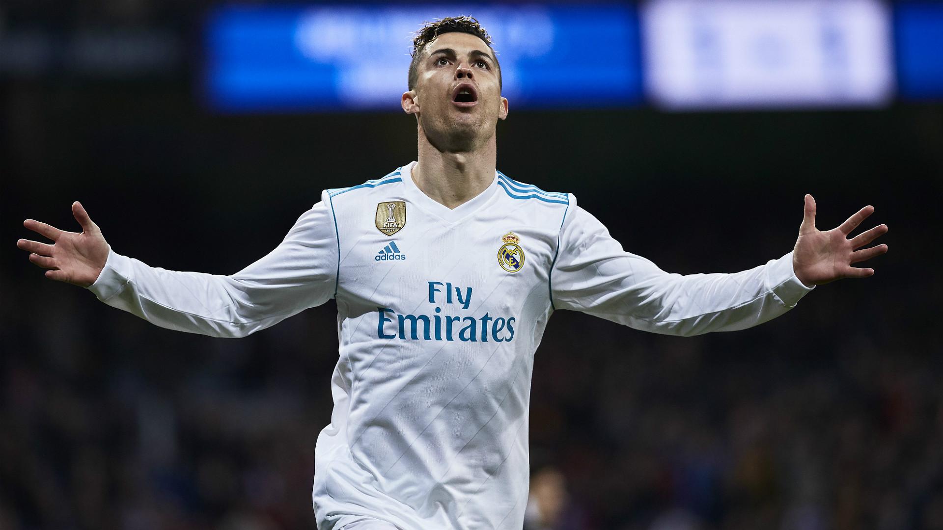 Cristiano Ronaldo Real Madrid Girona