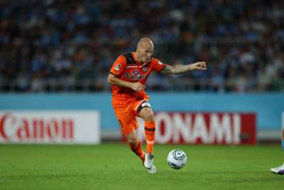 Fredrik Ljungberg - J.League