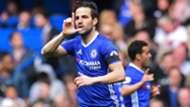 Cesc Fabregas Chelsea Premier League 01042017