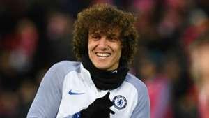 David Luiz Chelsea 2017