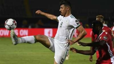 Baghdad Bounedjah Algeria Kenya AFCON 2019 23062019