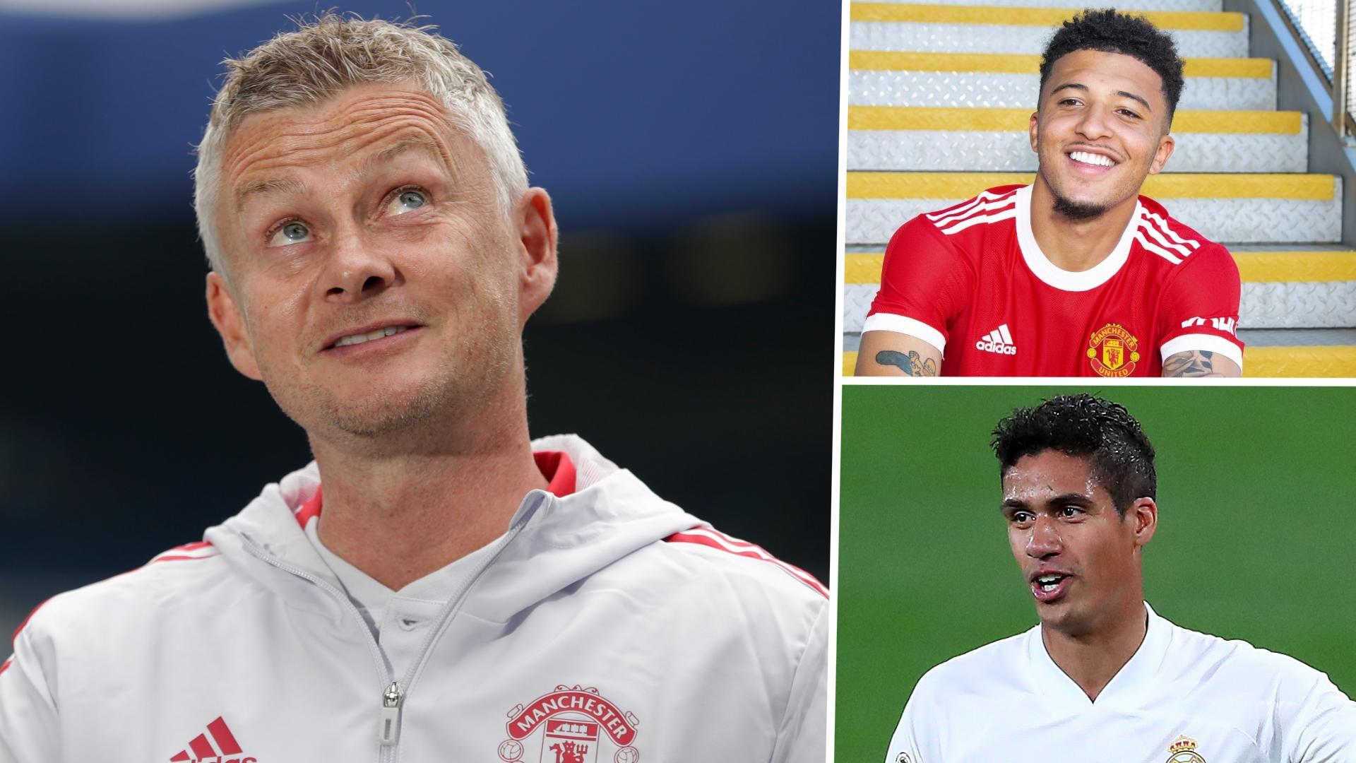 Solskjaer ready for transfer 'surprises' at Man Utd as summer window runs down