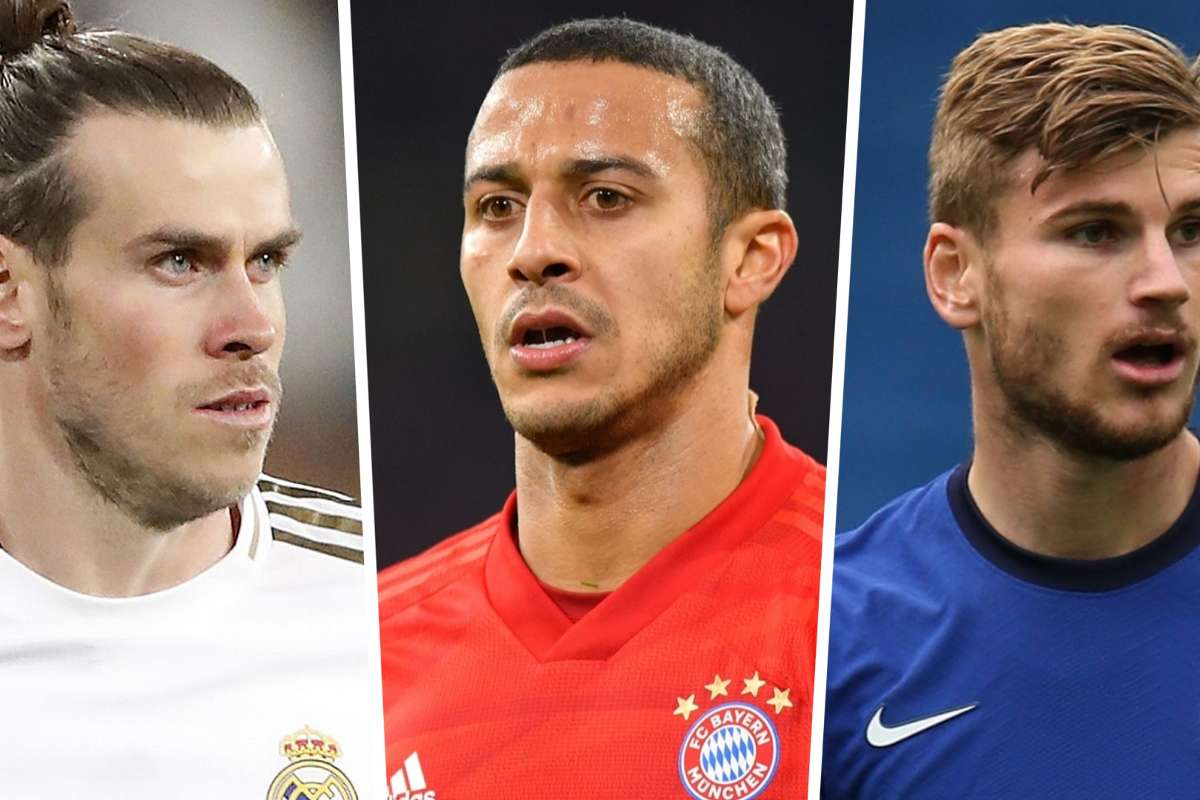 Premier League 2020-21 completed transfers: Thiago, Bale, Werner & all the  new summer signings | Goal.com