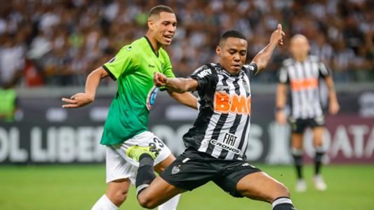 Elias Atlético-MG Zamora Copa Libertadores 03042019