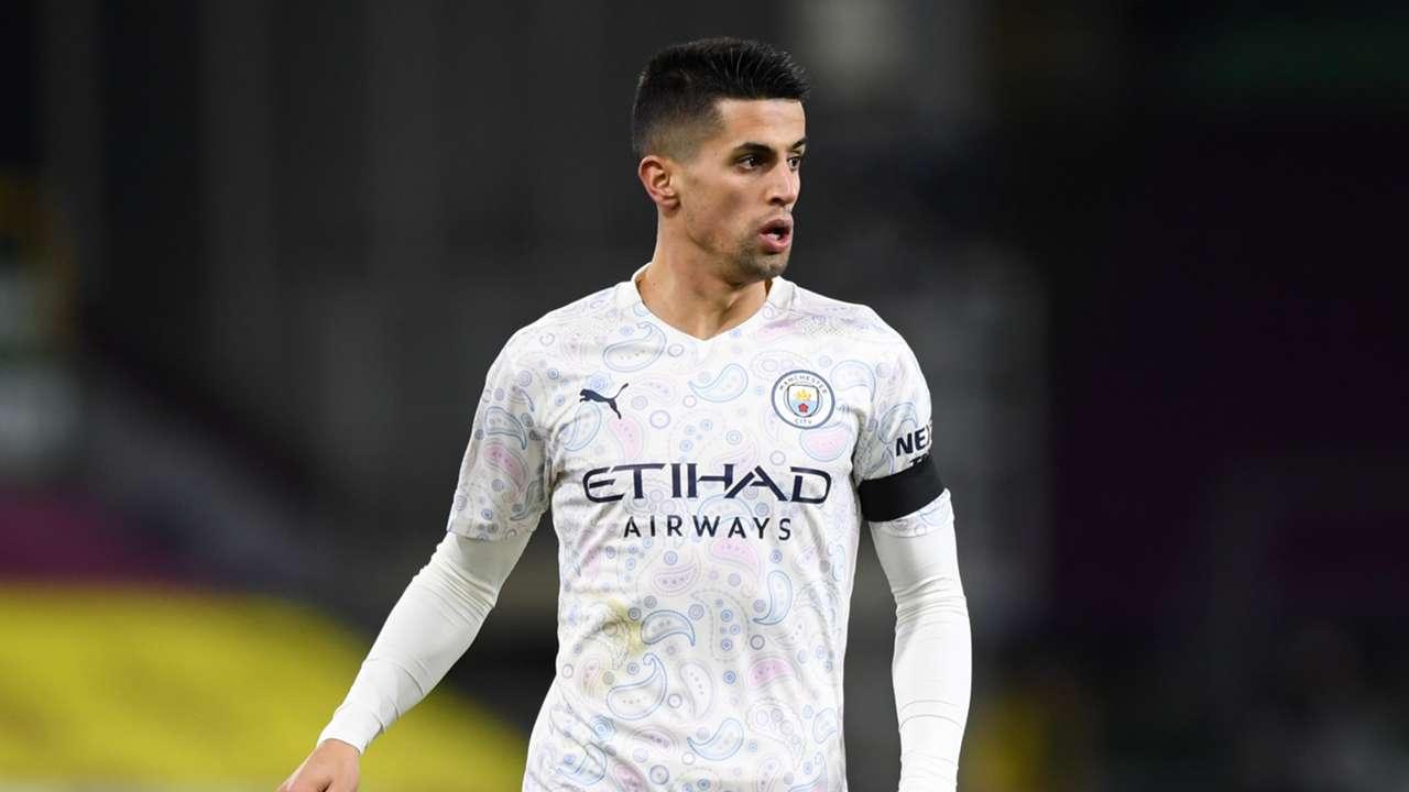 Joao Cancelo Manchester City