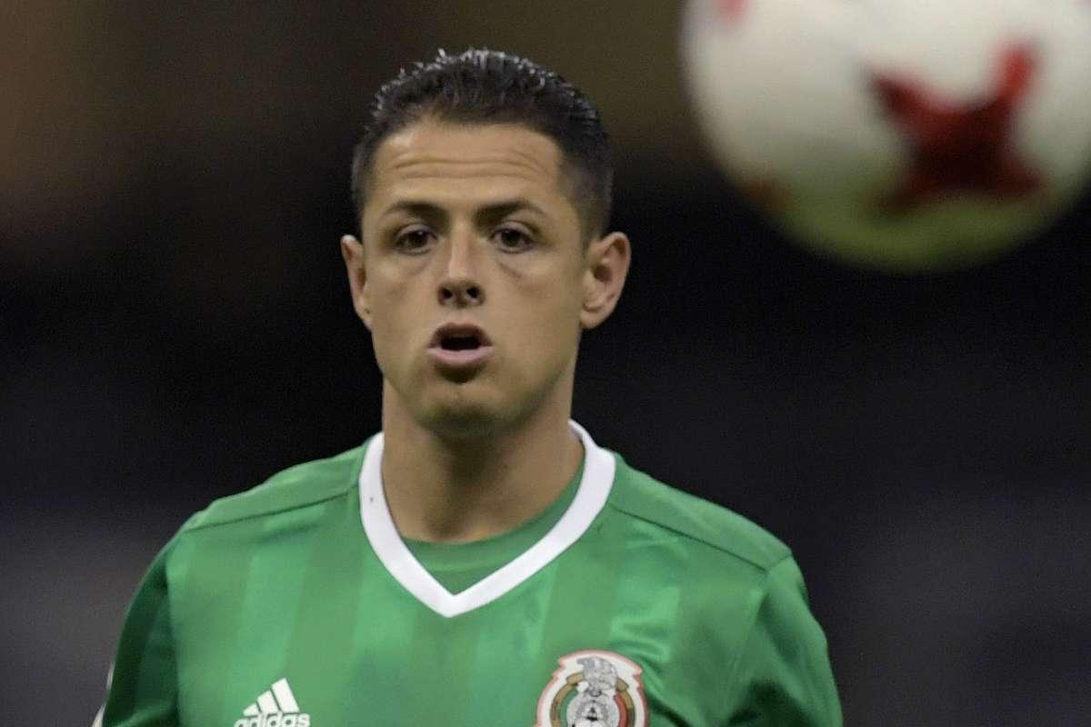 Andres Guardado Video Porno chicharito and hirving lozano headline mexico roster for