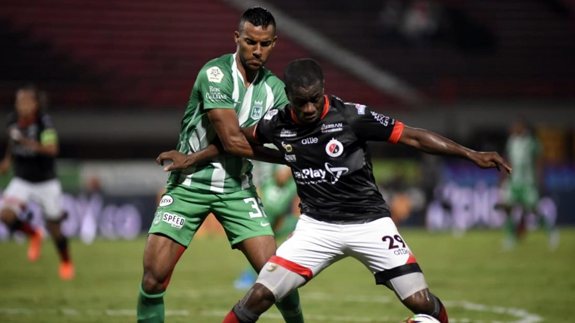 Cristian Mafla Atlético Nacional 2019