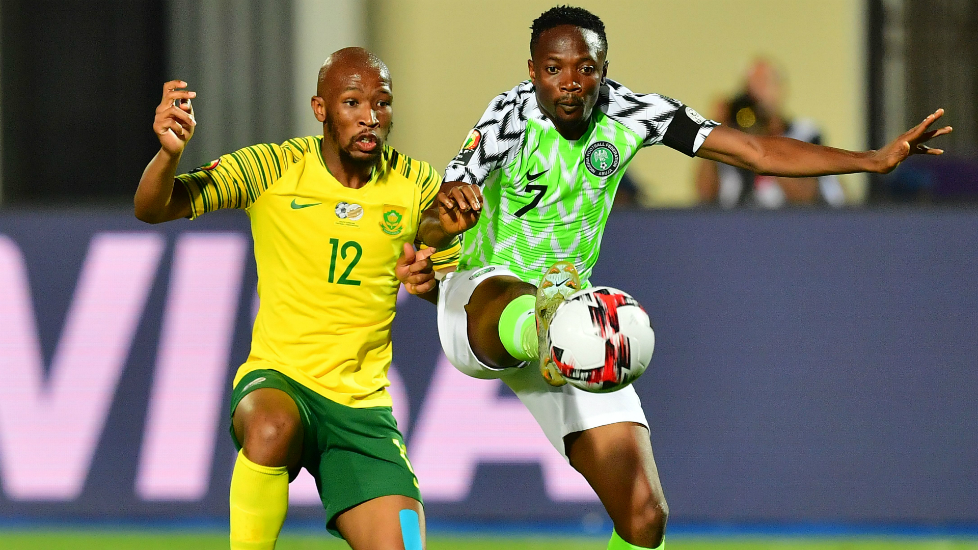 Super Eagles, Black Stars, Bafana Bafana, Harambee Stars and Africa's new positions in Fifa World Rankings
