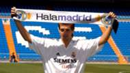 GER ONLY Jonathan Woodgate Real Madrid 2004