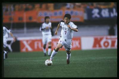 Park Ji-Sung - J.League