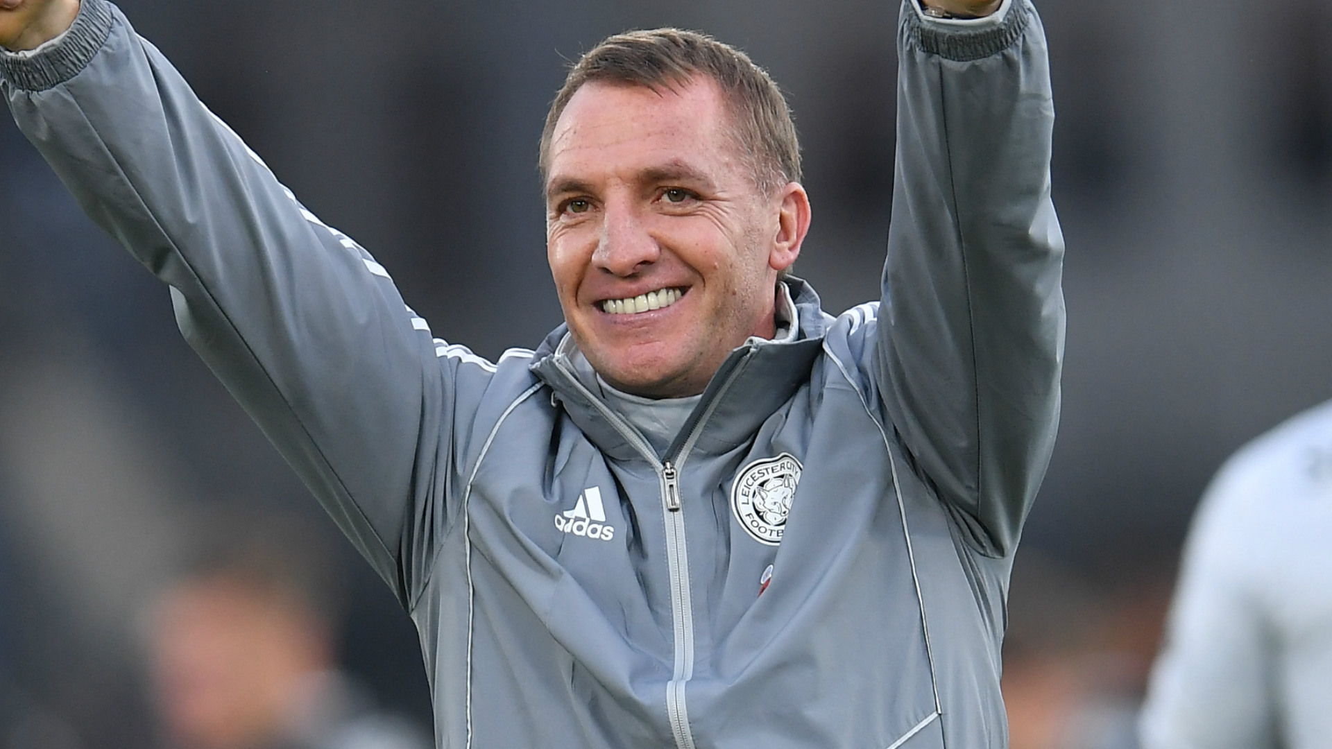 Brendan Rodgers Leicester City 2019-20