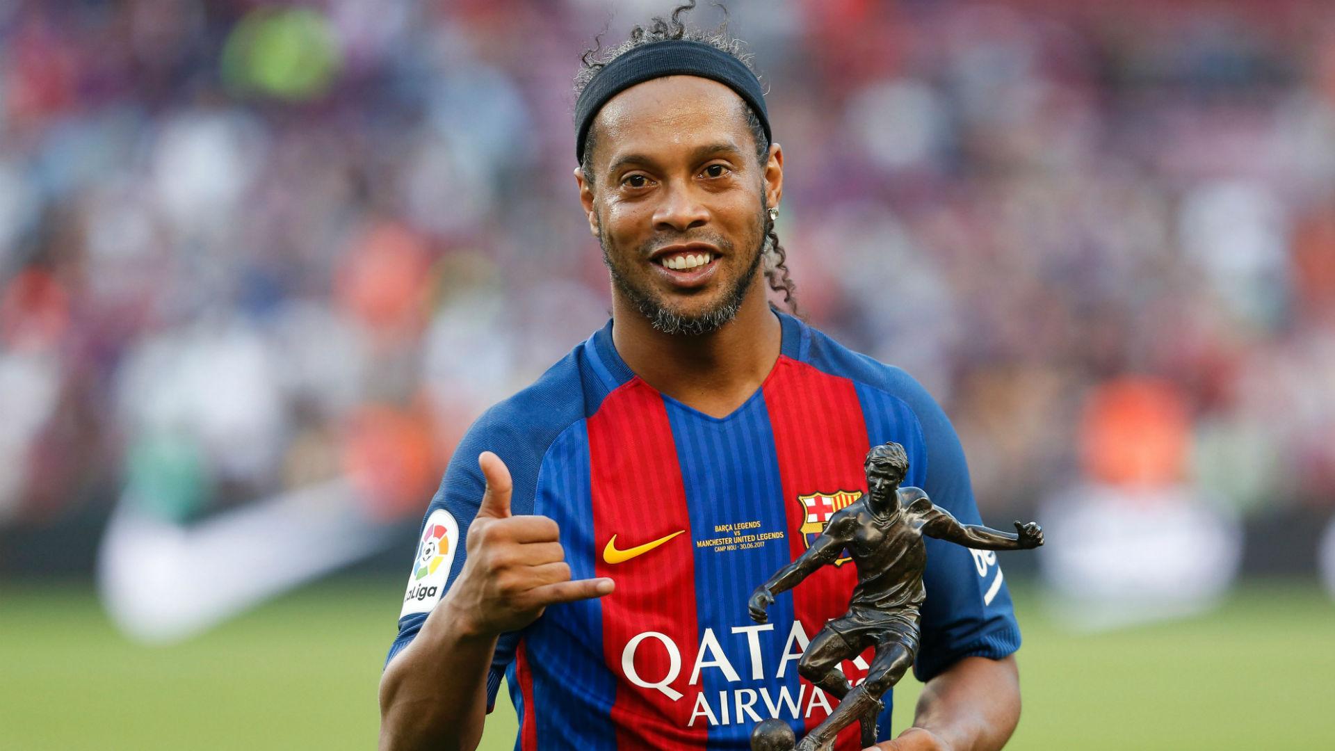 It S Over Ronaldinho S Brother Confirms Brazilian