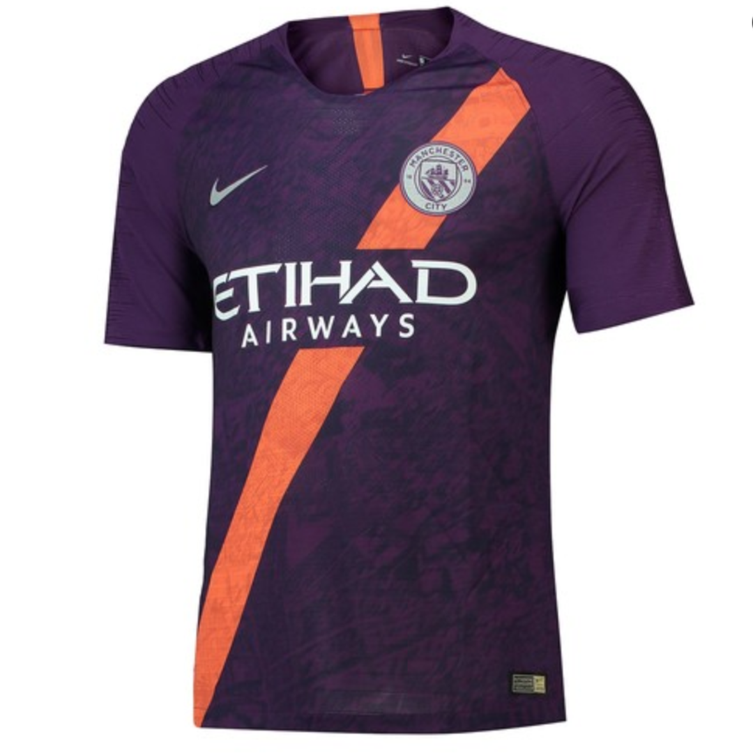 Man City 2018/19 third kit
