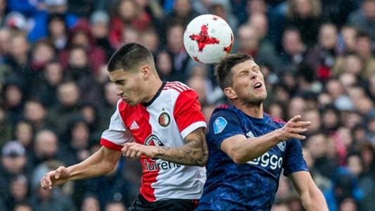 Feyenoord v Ajax Direct commenté & résultats, 22/10/2017 ...