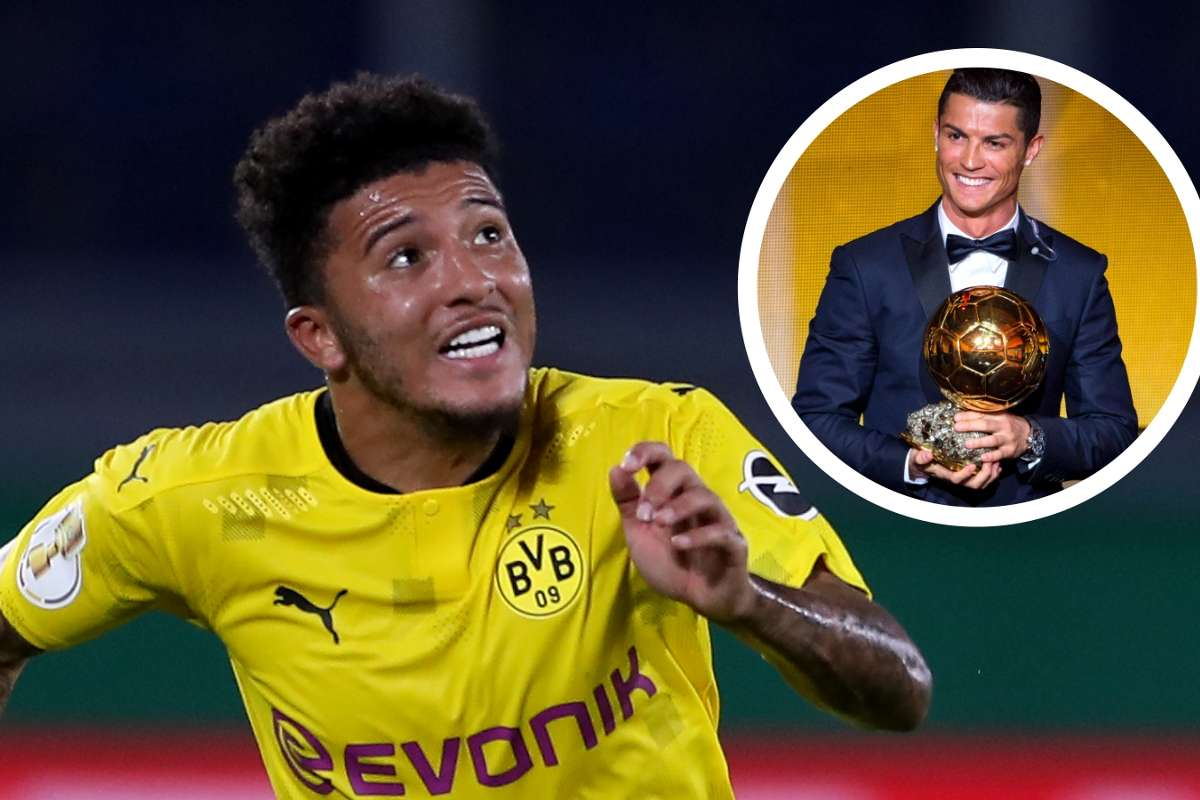 Sancho is essential for Dortmund' - Reus says time will tell if Man Utd target can be as great as Ronaldo | Goal.com