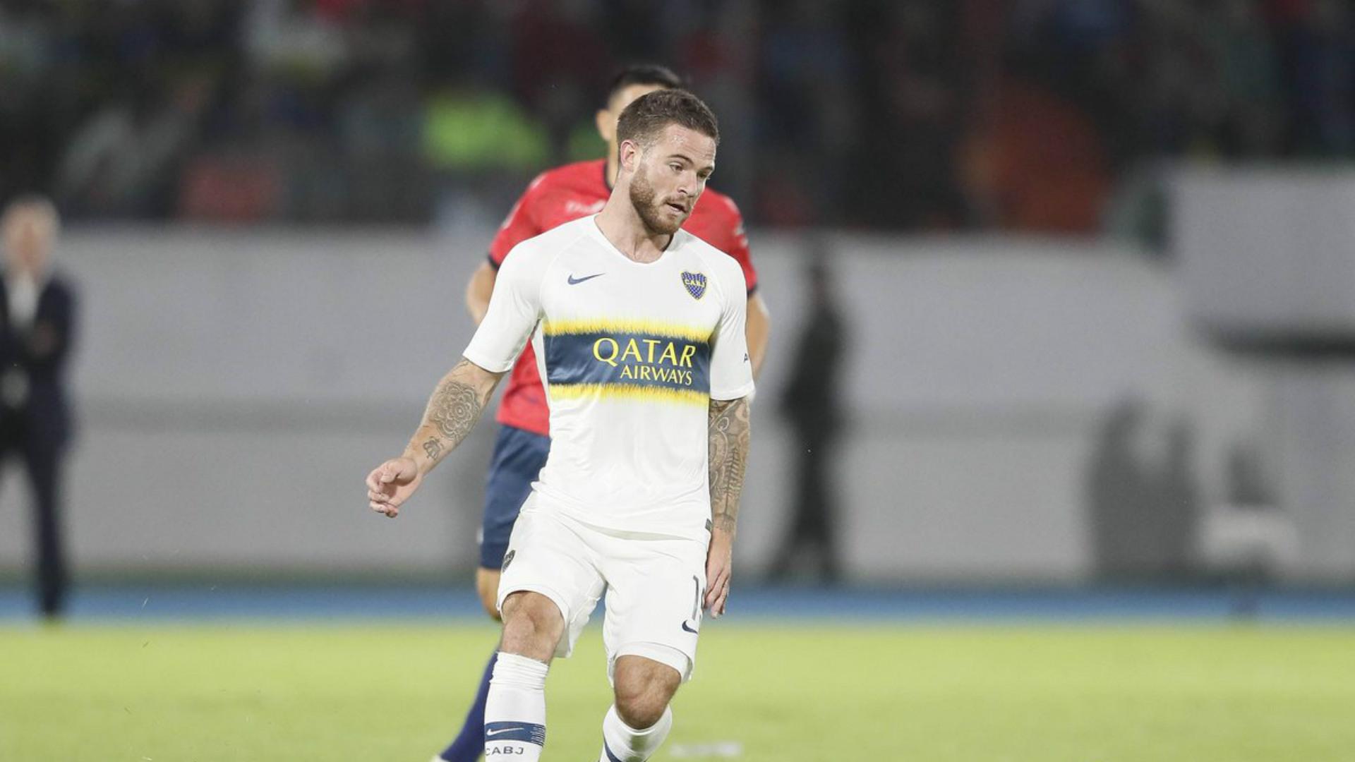 Nandez Boca Jorge Wilstermann Copa Libertadores Grupo G Fecha 1