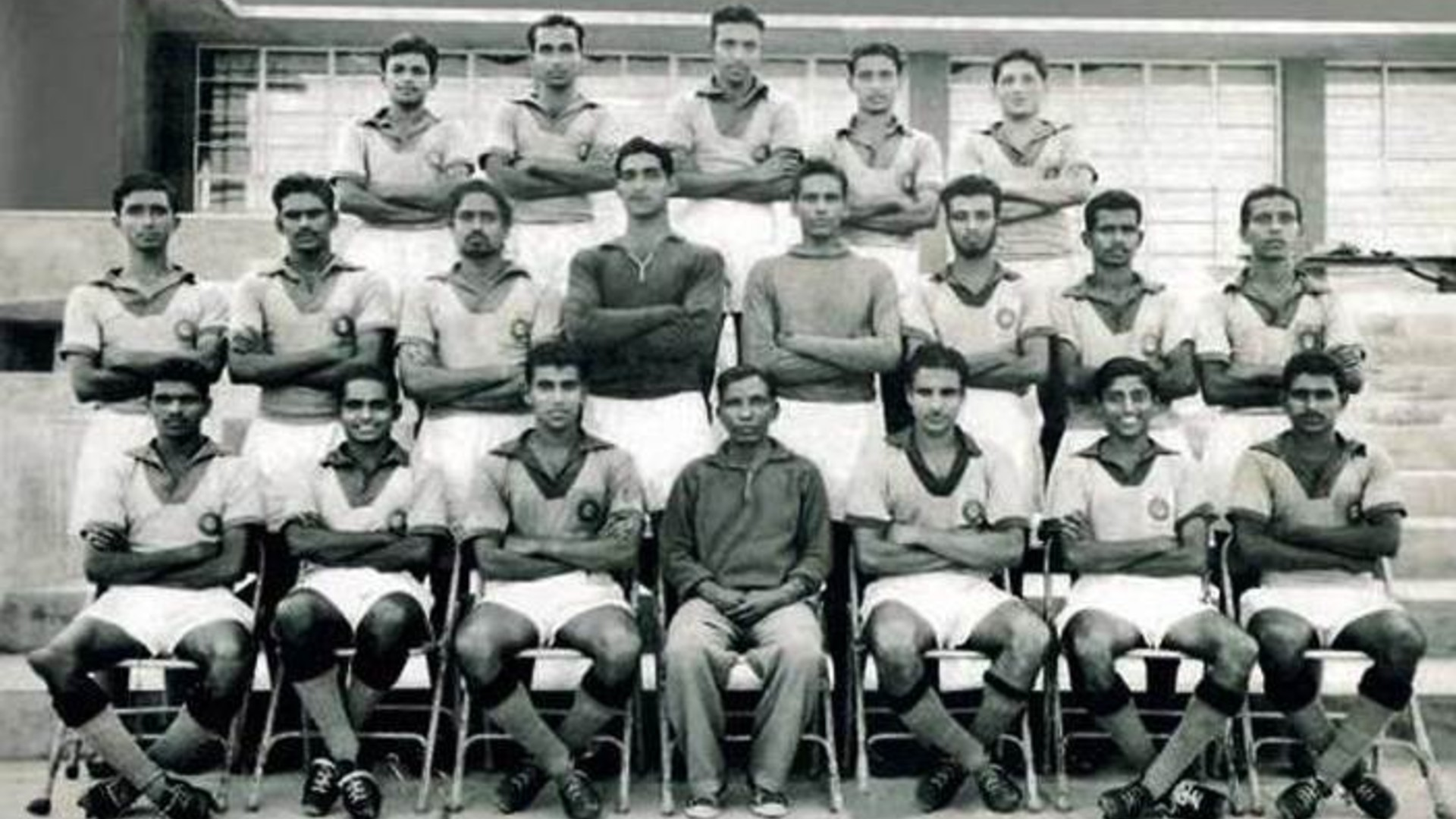 How has the Indian football team fared at the Olympics?