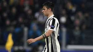 Paulo Dybala Juventus Real Madrid UEFA Champions League 04032018