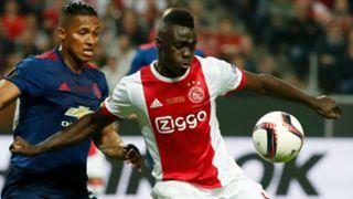 Davinson Sanchez Europa League 2016-17 final