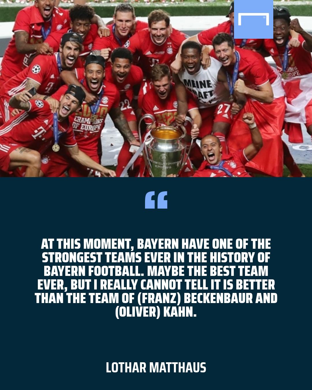 'Future captain of Bayern Munich and Germany' - Joshua Kimmich impresses the legendary Lothar Matthaus