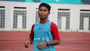 Rafi Syaharial - Indonesia U-19