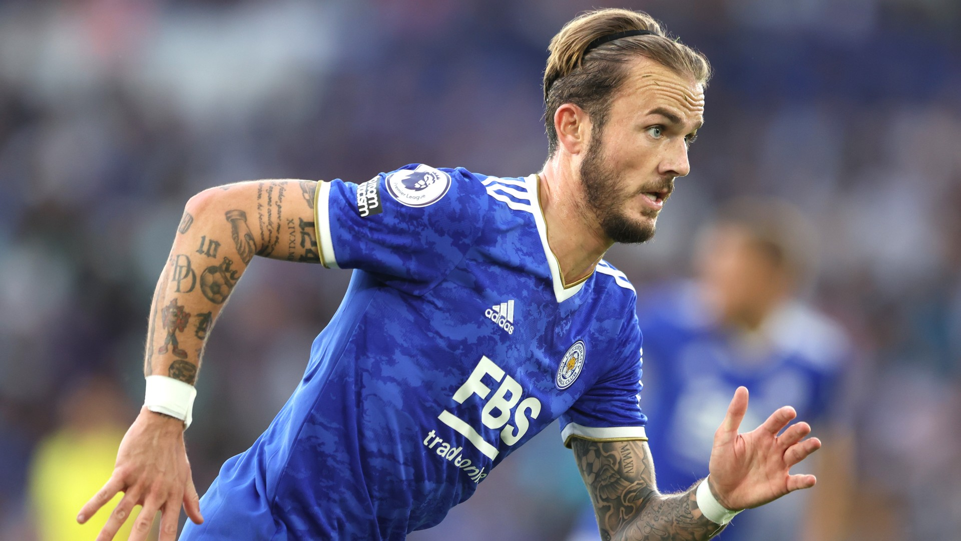 Arsenal-linked Maddison 'the same' as £100m Grealish as Leicester boss Rodgers reacts to transfer talk