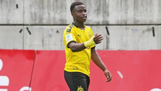 BVB, News und Gerüchte zu Borussia Dortmund: Youssoufa Moukoko antwortet seinen Hatern, Axel Witsel mit neuem Haarschnitt | Goal.com