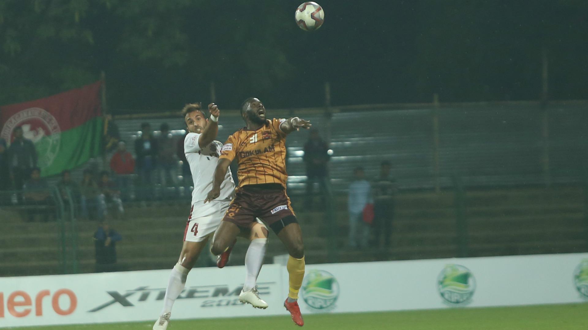 Mohun Bagan Gokulam Kerala I-League 2019-20