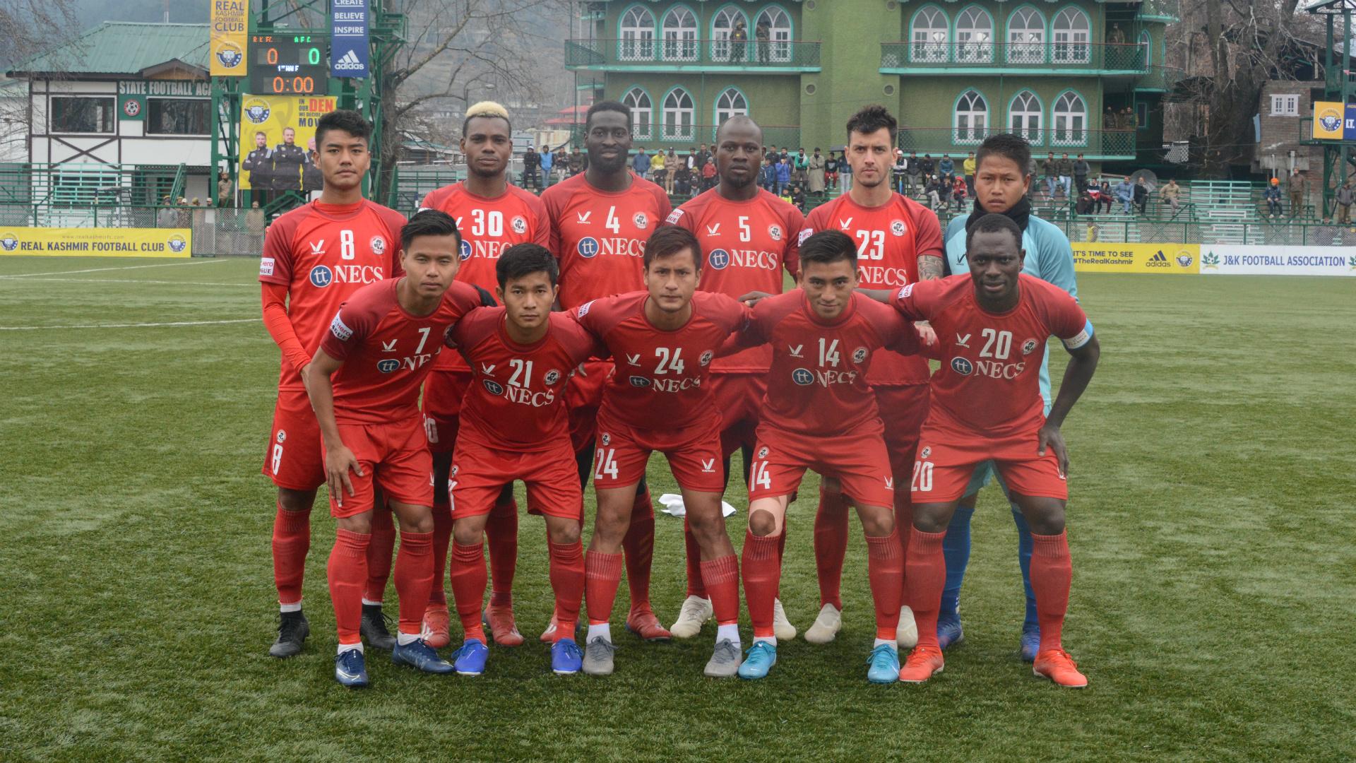 Aizawl FC I-League 2019-20