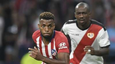 Thomas Lemar Atletico Madrid