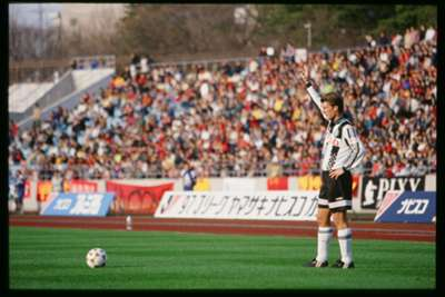 Michael Laudrup - J.League