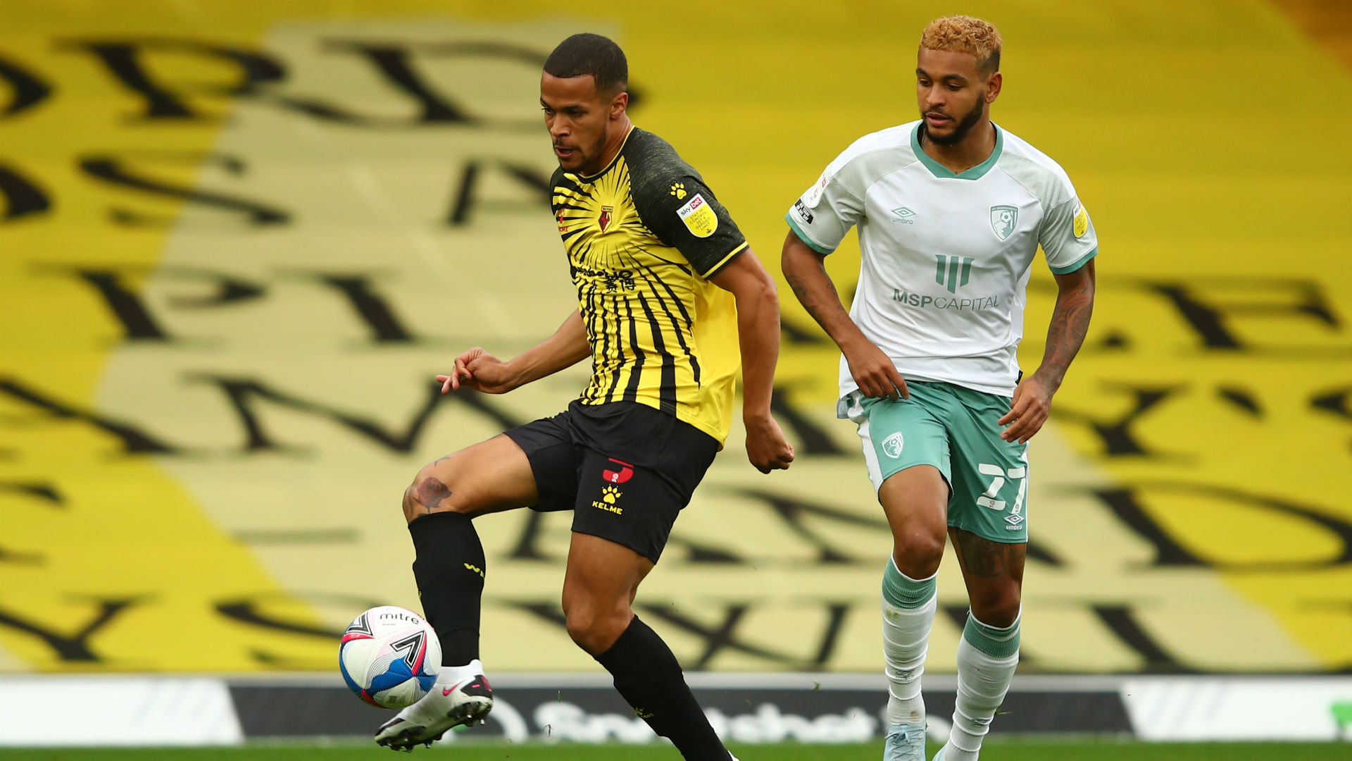 Watford will show character against Coventry City – Troost-Ekong