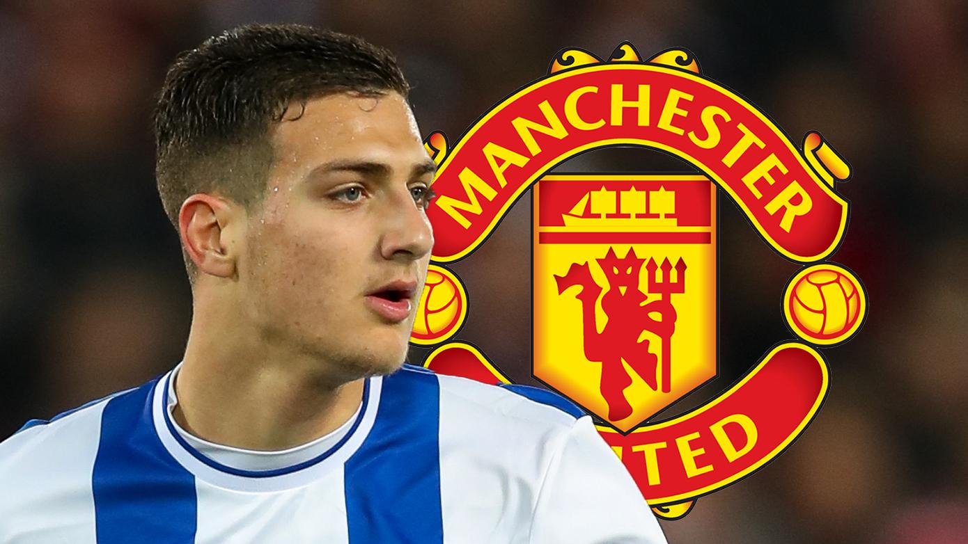 RESMI Manchester United Gaet Remaja Porto Diogo Dalot